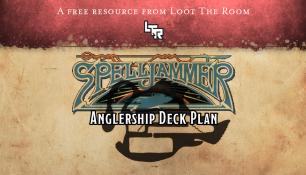Spelljammer-Anglership