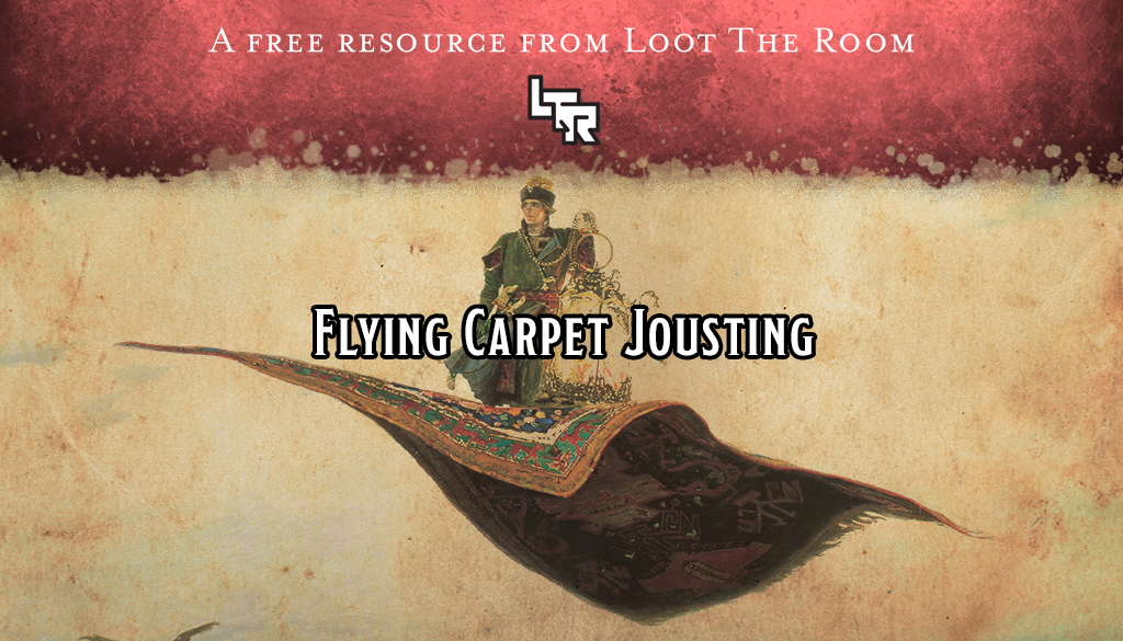 FlyingCarpetJousting