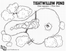 Terror At Tightwillow Pond – A Shadepoint Encounter